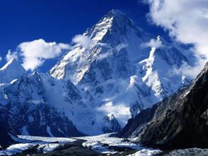Опасность схода снежных лавин