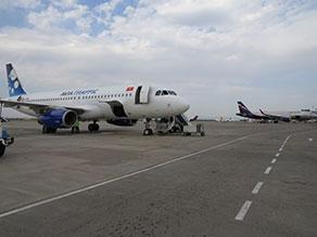 Начало эксплуатации Airbus A-320