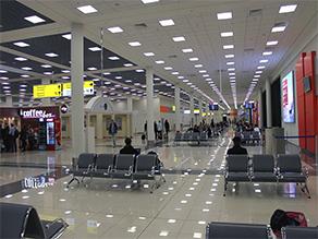 Возобновление вылета с терминала Манас 1